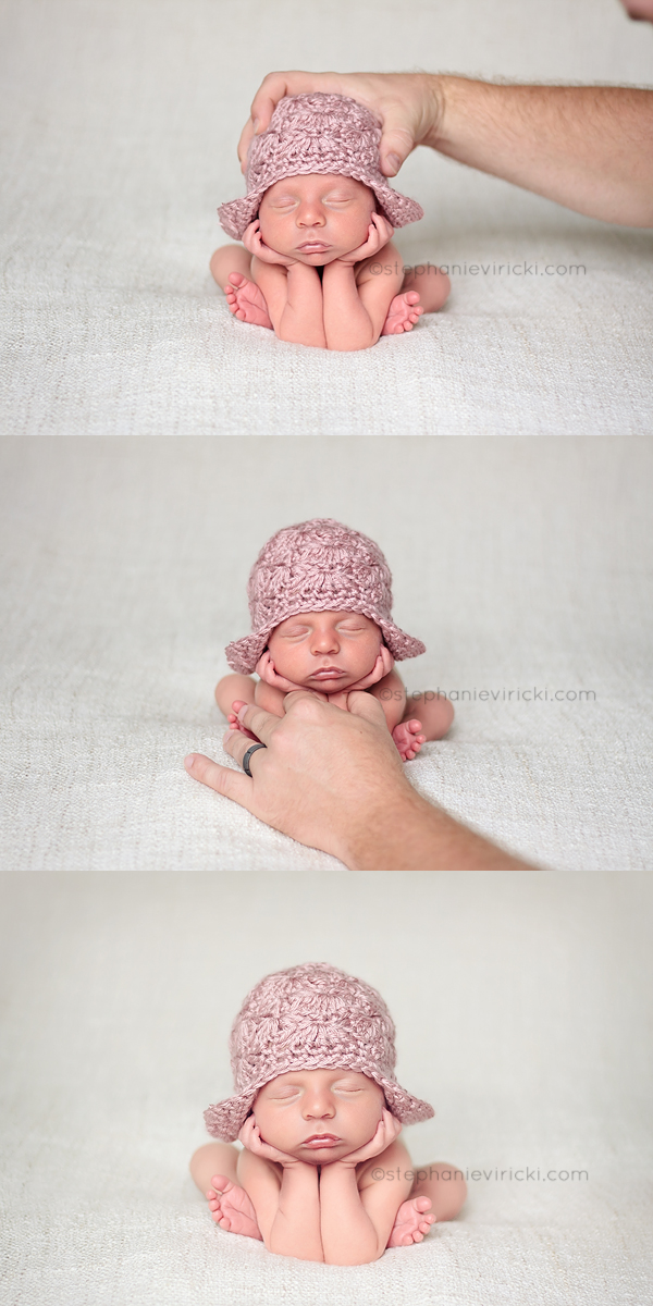 Newborn Pictures How To