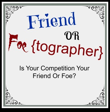 friend or foetographer