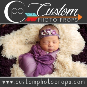 Newborn photo props, baby props, diy photography, cute props, baby wraps, furs, baby headbands